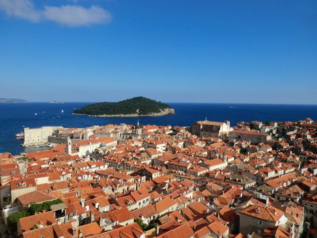 多くの人が持っているクロアチアのイメージは、ダルマチア地方といえるでしょう