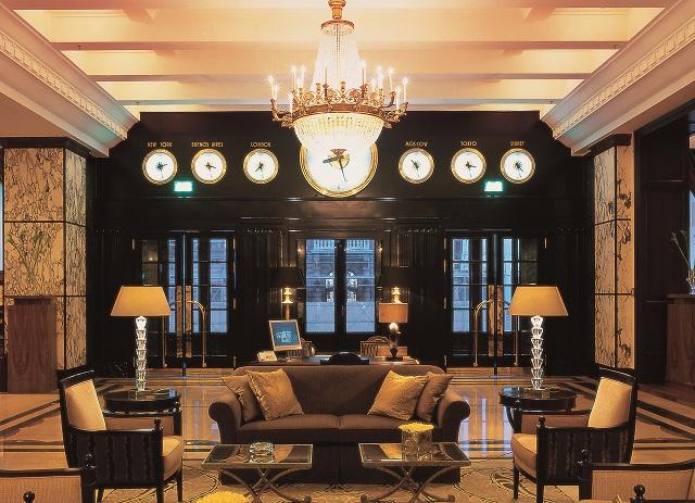 せっかくホテルに泊まるなら高級ホテルがおすすめ。写真はザグレブを代表する5つ星ホテルEsplanade