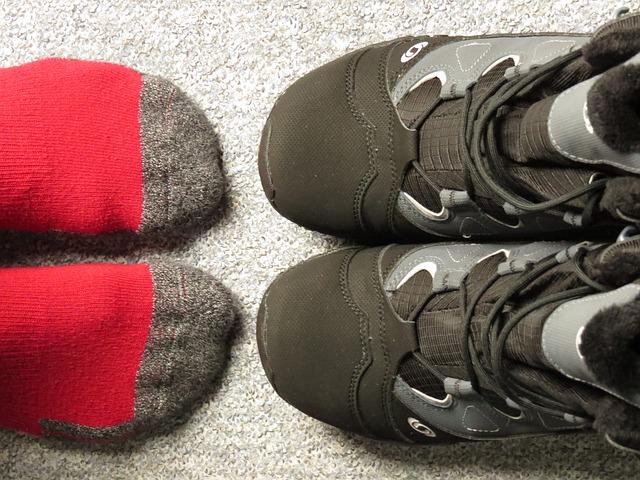 スーツケースに余裕があれば予備の靴のご用意も!