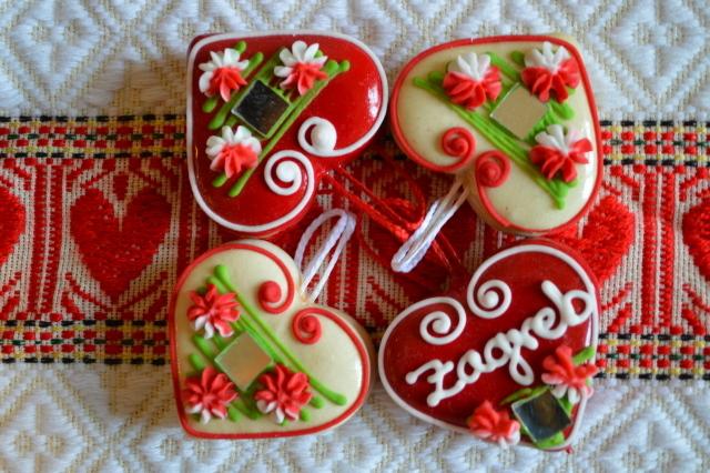 ザグレブの伝統工芸品リツィタル