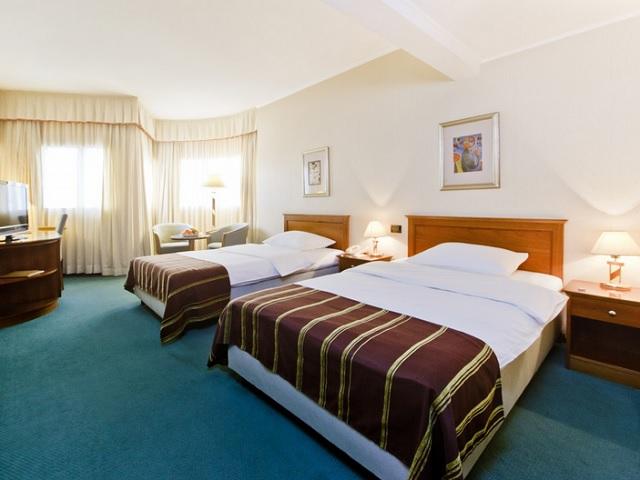 スタンダード・ツイン・ルーム (C) Hotel Dubrovnik
