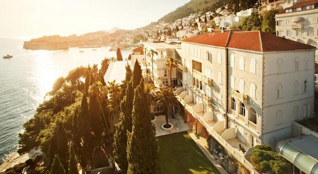 優雅な雰囲気が漂う5つ星ホテル (C) Grand Villa Argentina