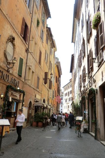 ローマはフォトジェニックな風景がいっぱいでした!