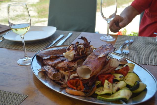 シーフードとの相性も抜群のクロアチア・ワイン