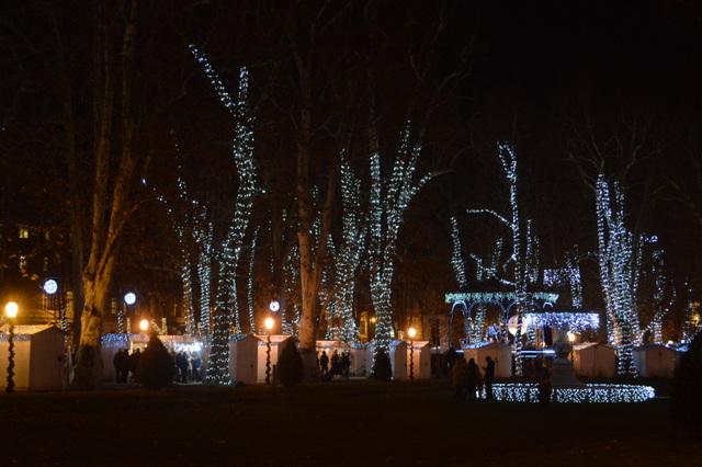 ズリニェバッツ公園